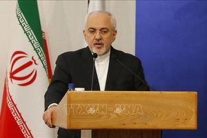 Iran cáo buộc Mỹ hiện diện quân sự trái phép tại vùng Vịnh