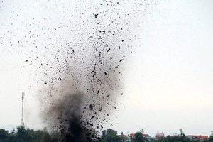 Phát hiện, hủy nổ 550 quả bom bi ở Hải Dương