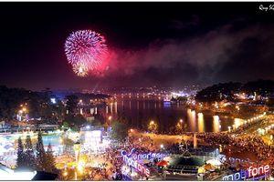 Đà Lạt lần đầu tổ chức lễ hội đếm ngược chào năm mới