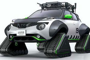 Nissan hứa hẹn Juke, X-Trail siêu dị tại triển lãm Tokyo Auto Salon trong tháng 1