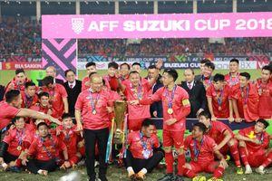 Việt Nam mơ về kỷ nguyên thống trị bóng đá Đông Nam Á