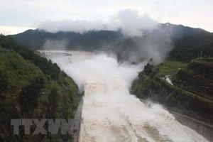 Thừa Thiên - Huế: Vùng miền núi có mưa to, thủy điện xả lũ