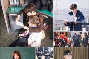 Hậu trường 'Bok Soo trở về': Đóng băng trước nụ cười của Yoo Seung Ho, Jo Bo Ah - Kwak Dong Yeon đáng yêu