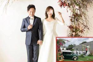 Không 'ồn ào', hoành tráng như đám cưới Hari Won, lễ cưới Tiến Đạt - Thụy Vy diễn ra 'âm thầm' nhưng vẫn hạnh phúc