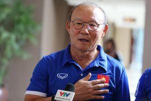 VFF có quyết định thỏa thuận mới với HLV Park Hang Seo