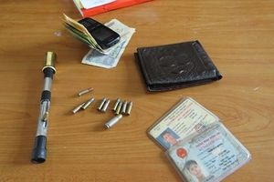 Bị ngăn cấm, thanh niên ở Nam Định mang súng đến nhà bạn gái để 'dằn mặt'