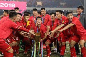 Không phải bầu Đức, bầu Hiển ghi dấu ấn cùng tuyển Việt Nam ở giải châu lục