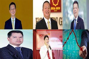 Nhiều lãnh đạo doanh nghiệp mua chớp nhoáng cổ phiếu tiền tỷ