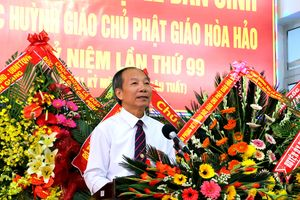 Phật giáo Hòa Hảo tích cực xây dựng nông thôn mới