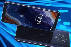 Nokia 9 PureView lộ diện - vân tay trên màn hình, giá 1.000 USD