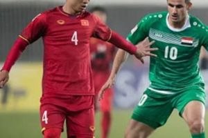 Vì sao trận Iraq - Việt Nam lọt top 10 trận 'kinh điển' Asian Cup?