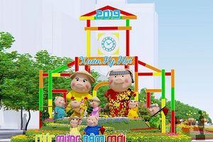 Sài Gòn rực rỡ sắc xuân với 128 chợ hoa Tết