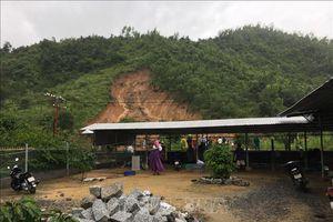 Mưa lớn tại Khánh Hòa và Phú Yên làm 4 người chết