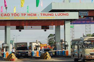 Từ 0h00 ngày 1/1/2019: Ngưng thu phí cao tốc 'tai tiếng' TP HCM- Trung Lương