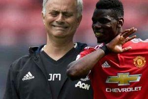 Mourinho thêm một lần đau với 2 thống kê 'khủng' của Pogba
