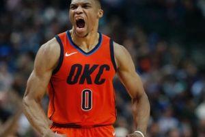 Westbrook tự trách mình vì thất bại của Thunder