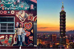 Du lịch Đài Loan tới đâu chụp ảnh vừa đẹp vừa chất?