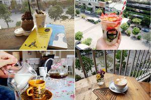 Top 4 quán cafe view đẹp trên phố đi bộ Nguyễn Huệ giúp bạn ngắm trọn Countdown 2019