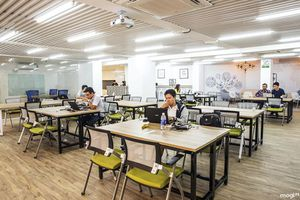 Co-working space trong cuộc chiến mặt bằng