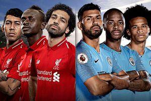 Tâm điểm Manchester City - Liverpool