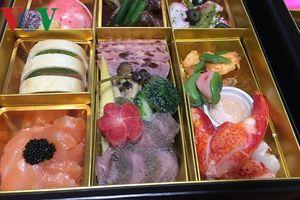 Osechi - món ăn đặc biệt của người Nhật ngày đầu năm mới dương lịch