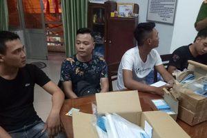 Triệt phá 7 nhóm 'tín dụng đen' thường xuyên đánh đập người vay tiền ở Quảng Ngãi