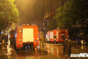Xuyên đêm chữa cháy cứu thiên đường giải trí lớn nhất Quảng Trị