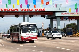 Từ 1/1/2019, tạm dừng thu phí cao tốc TP.HCM - Trung Lương