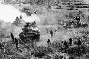 Công an nhân dân vũ trang trong chiến tranh bảo vệ Tổ quốc ở biên giới Tây Nam