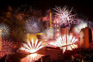 Pháo hoa năm mới ở mỗi nước có gì khác nhau?