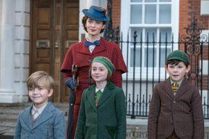 'Mary Poppins trở lại' - Màn tái xuất ý nghĩa của cô bảo mẫu màu nhiệm