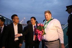 Gần 260.000 lượt khách đến Hà Nội dịp Tết Dương lịch 2019
