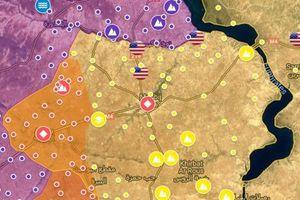 Nga không kích trở lại Idlib, Thổ đang dần yếu thế