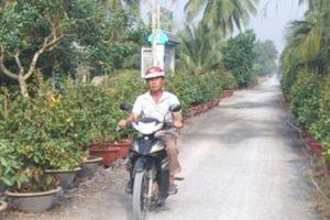 Xã nghèo nhất ở TP. HCM sắp về đích nông thôn mới