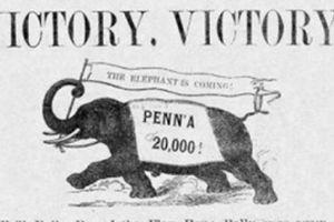 Giải mã biểu tượng lừa và voi của hai đảng phái nước Mỹ