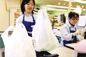 Hàn Quốc cấm túi nhựa