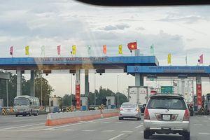 Ngày đầu dừng thu phí, cao tốc TP.HCM - Trung Lương thông thoáng