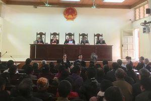 Diễn biến bất ngờ tại phiên tòa 147 hộ dân kiện UBND tỉnh Bắc Giang