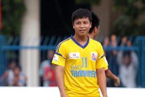 Tiền đạo cùng lứa với thủ môn Nguyên Mạnh thử việc ở Phù Đổng