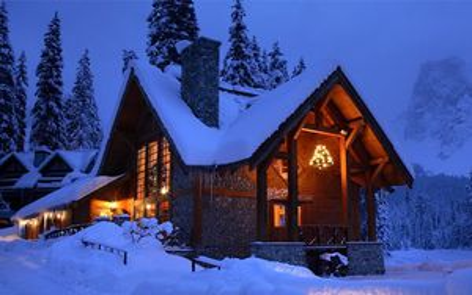 Muốn trải nghiệm thế giới thần tiên mùa đông thực sự hãy tới ngay loạt khách sạn và khu nghỉ dưỡng này