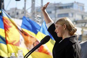 Ukraine bắt đầu chiến dịch tranh cử tổng thống