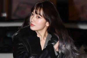Park Shin Hye tạo kiểu tóc mới cực lạ lẫm thu hút sự chú ý