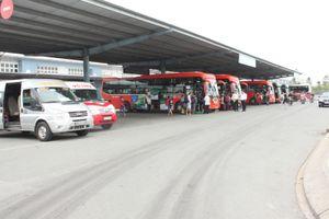 Cần Thơ tăng cường 100 xe phục vụ khách dịp Tết Dương lịch
