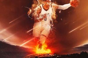 Westbrook hồi sinh, 'Thần sấm' trút cơn thịnh nộ lên Dallas Mavericks