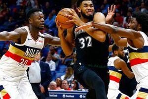 New Orleans Pelicans vẫn bay cao mặc dù thiếu đi đôi cánh Anthony Davis