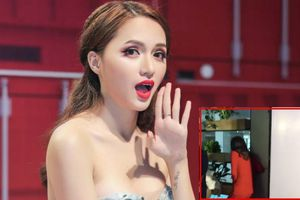 Đi dự sự kiện bắt gặp 'trai cực phẩm 6 múi', Hương Giang đã có hành động 'lén lút' thế này đây!
