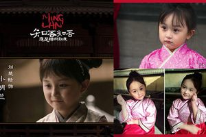Không phải 'Minh Lan Truyện', đây mới là bộ phim gây sốt của tiểu Minh Lan - Lưu Sở Điềm