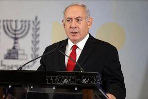 Thủ tướng Israel Benjamin Netanyahu tuyên bố không từ chức