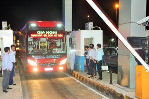 Cao tốc TP.HCM - Trung Lương vẫn kiểm soát xe, tránh bị biến thành 'đường làng'