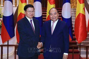 Thủ tướng Lào sẽ đồng chủ trì kỳ họp lần thứ 41 Ủy ban liên Chính phủ Việt Nam - Lào